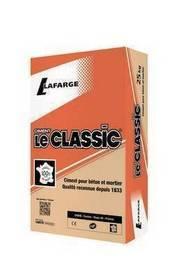 Ciment classic 32.5      25kg ou 35kg