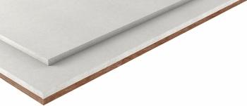 Plaque de sol avec fibres de bois